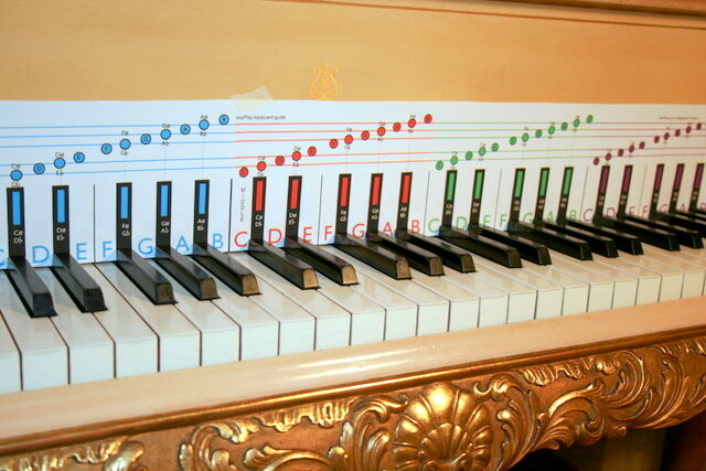 Faculty Piano Keyboard - Indian Hill Music