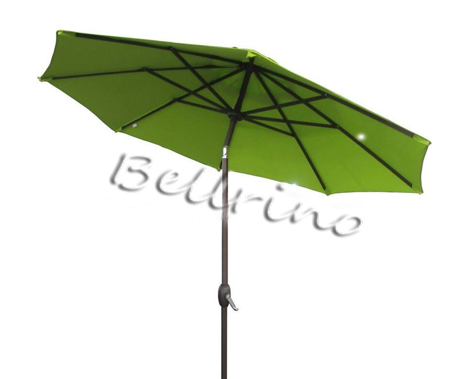 Patio Umbrella Replacement Canopy: Umbrella Canopy 9 FT 8 Ribs Top Patio Market