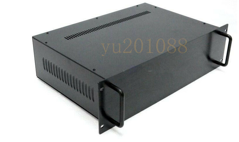 19 Quot 3u Rack Mount Cabinet Enclosure Box Amplifier Chassis