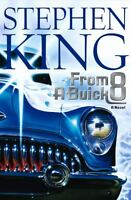 FROM A BUICK 8 by Stephen King (2002, Hardcover)