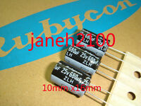 20PCS RUBYCON ZLH Electrolytic Capacitor 680uF 25V 105C 10X16MM