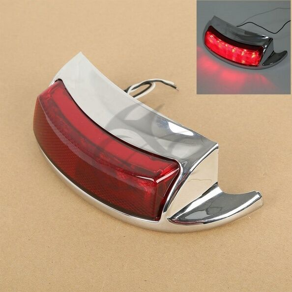 Rear Fender Tip Light For Harley Electra Glide Classic