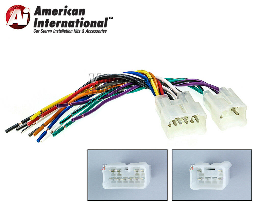 harley davidson aftermarket radio wiring harness toyota pickup aftermarket radio wiring harness toyota scion car stereo cd player wiring harness wire ...