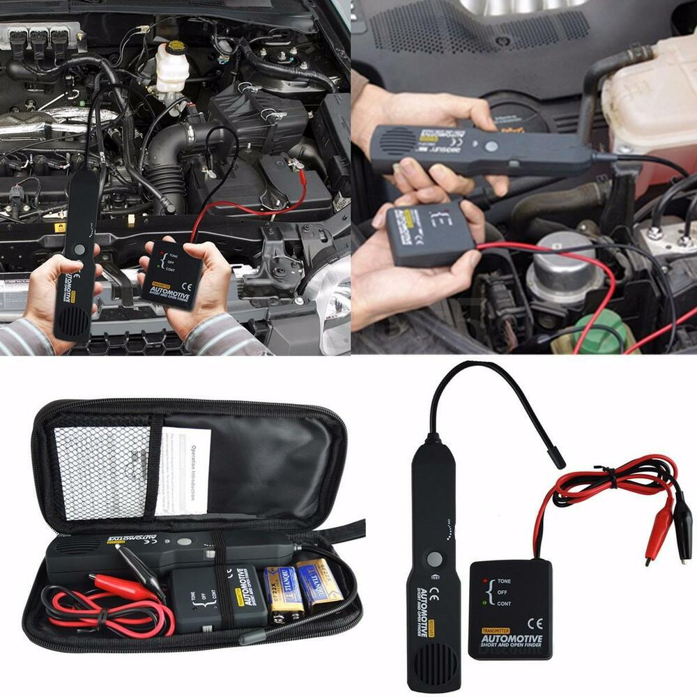 Automotive Wire Tester : Automotive short open repair tester tool finder cable