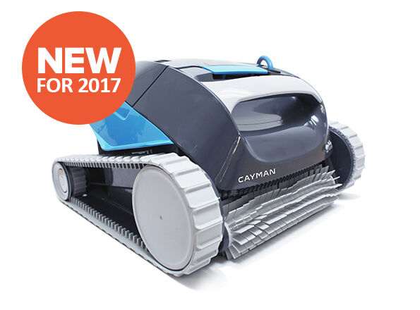 New 2016 Dolphin Cayman Inground Robotic Pool Cleaner Ebay