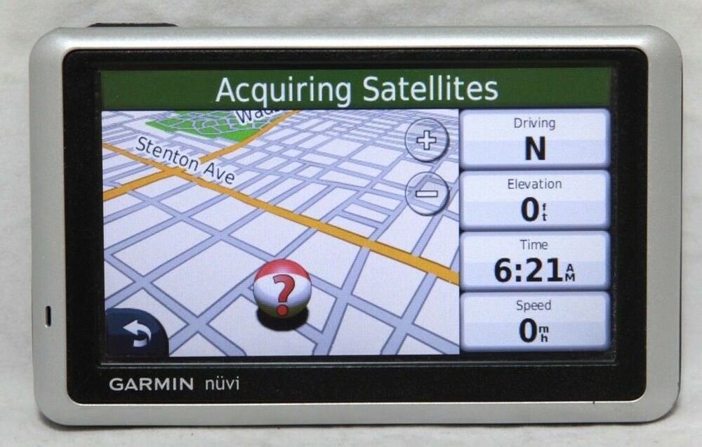 garmin nuvi 1300 gps navigation with 2017 usa 48 states. Black Bedroom Furniture Sets. Home Design Ideas