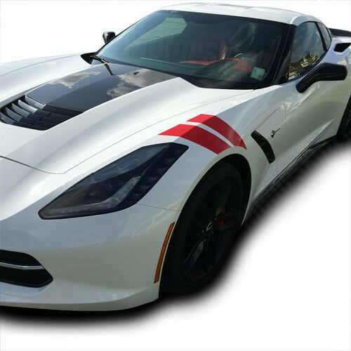 Chevy Corvette 2015 2018 High Mount: 2014 2015 2016 2017 2018 Chevy Corvette C7 Fender Racing