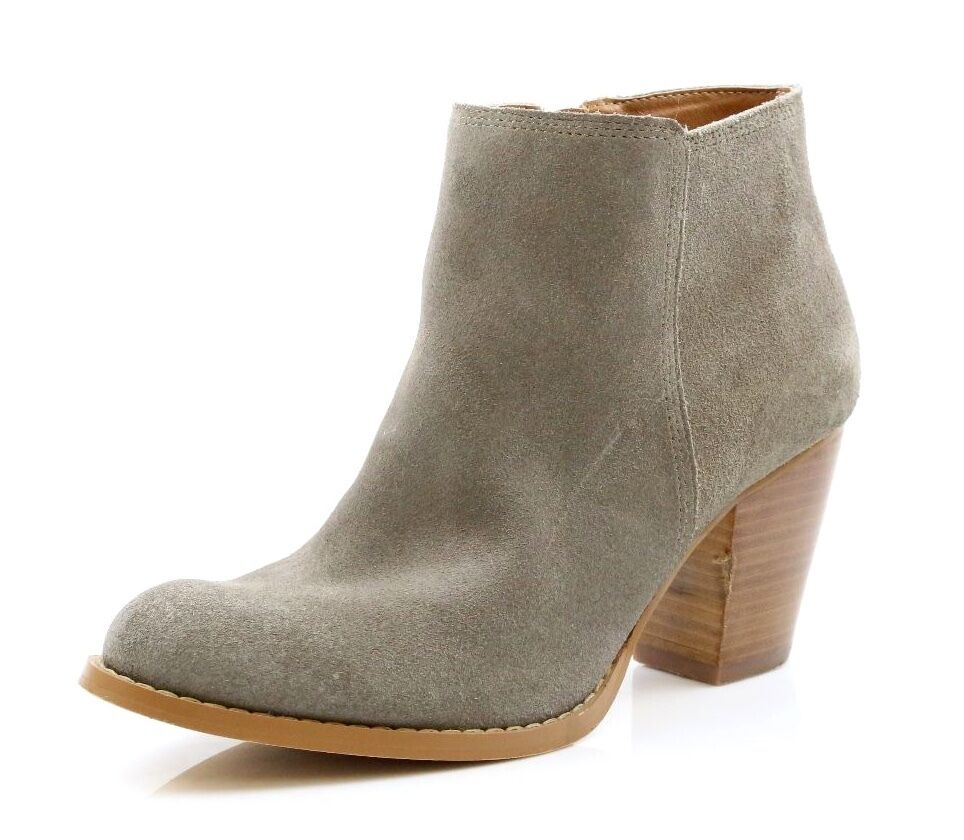 seychelles clavichord taupe suede boots size 9 ebay