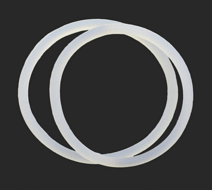 High Temperature Resistant Rubber Flat Washers Silicone O