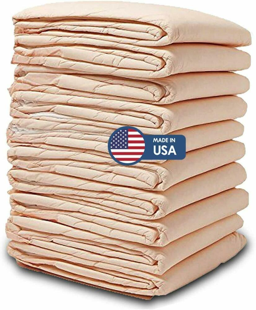Disposable Bed Pads: Incontinence Aids eBay