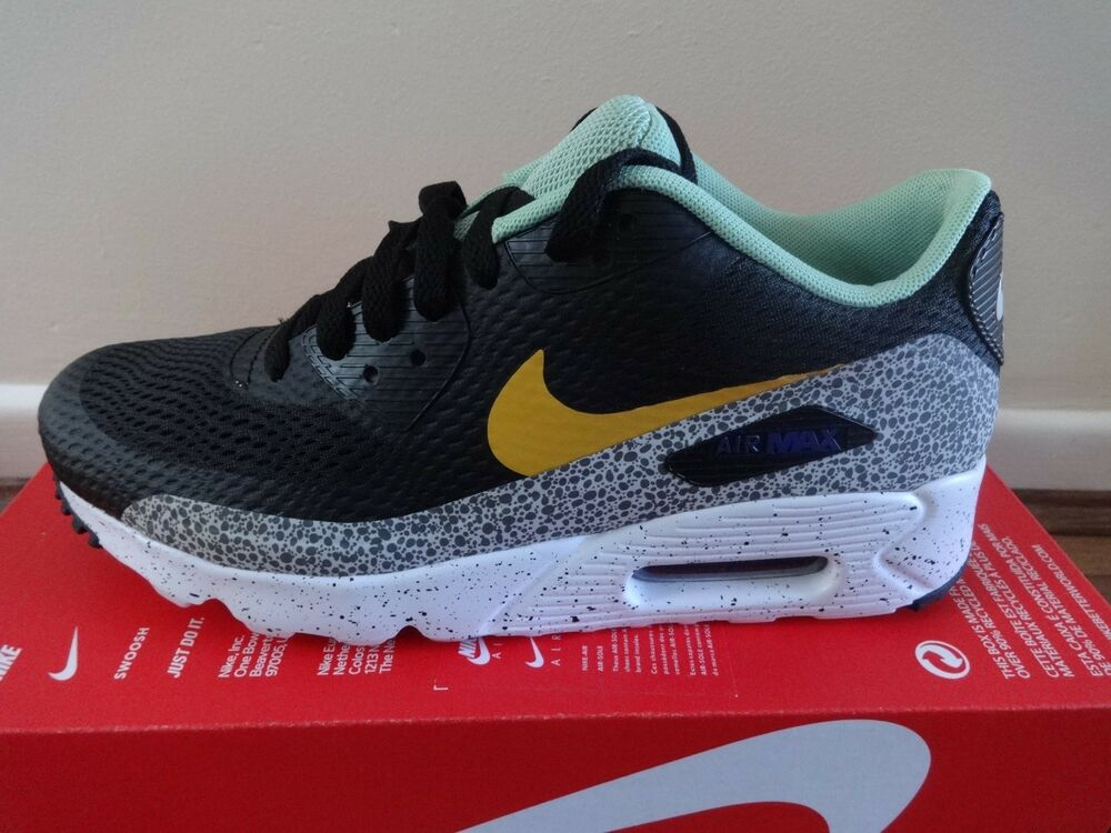 the best attitude b484c b244d Nike Air Max 90 Ultra Essential mens trainers sneakers 819474 008 NEW +BOX    eBay