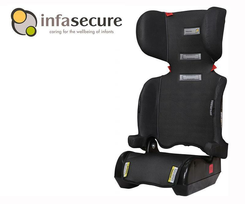 Secure Travel Folding Car Seat