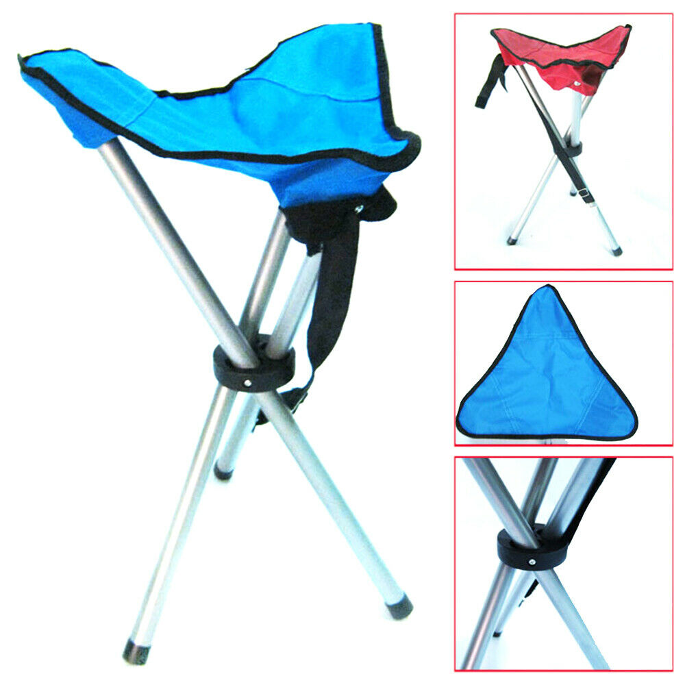 Folding Stool Portable Chair Outdoor Hiking Fishing