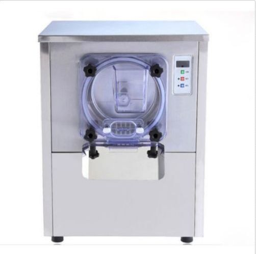 Commercial hard ice cream machine l h stainless steel