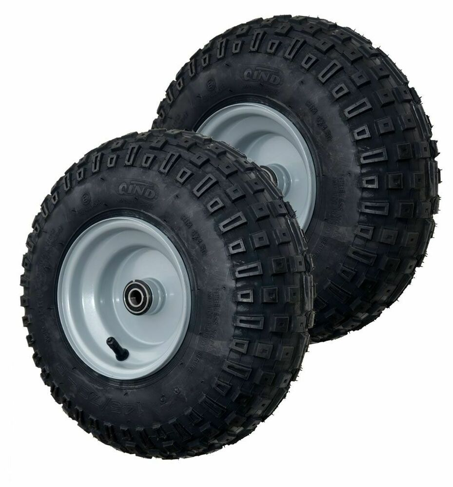 2  Go  Atv  Tire And Wheel Assembly  145  70
