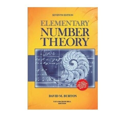 Elementary number theory Burton 6th edition Solutions Manual