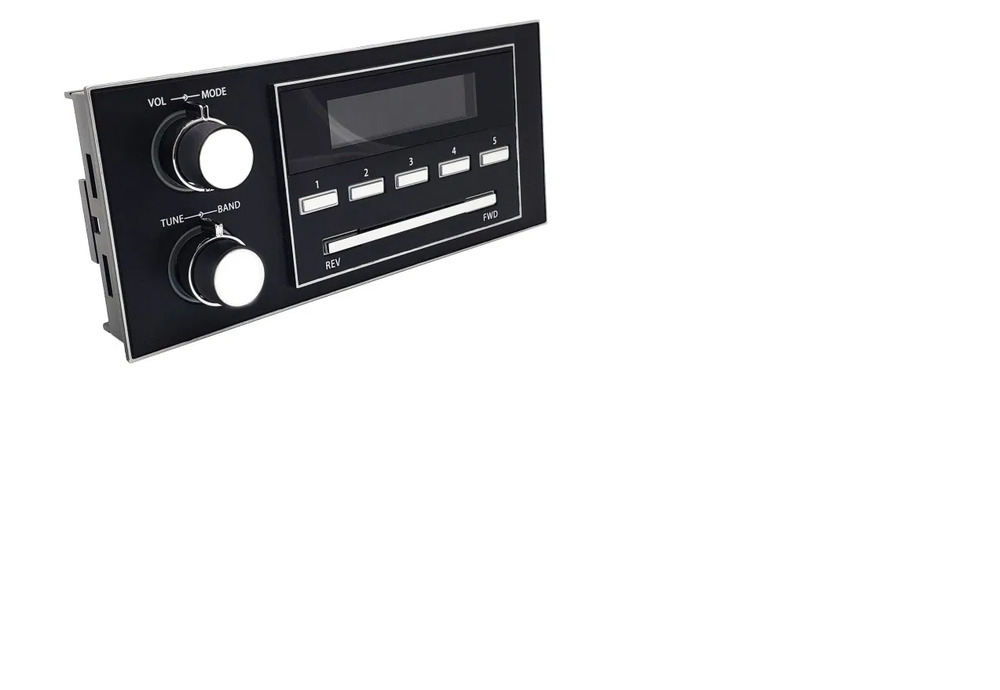 RETROSOUND NEWPORT 1.5 DIN AM/FM/MP3/USB/AUX/BLUETOOTH Car