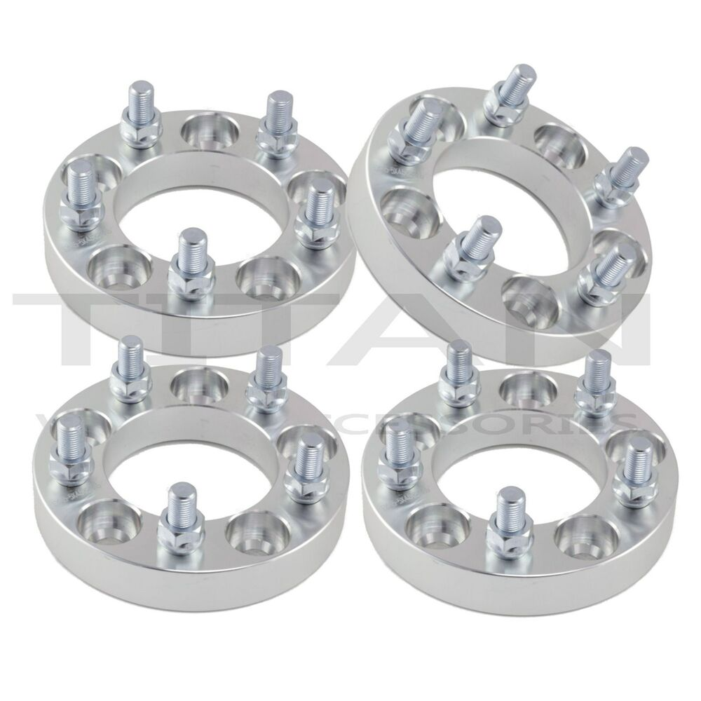 1 Inch Wheel Spacers : Quot inch wheel spacers ford lincoln mercury