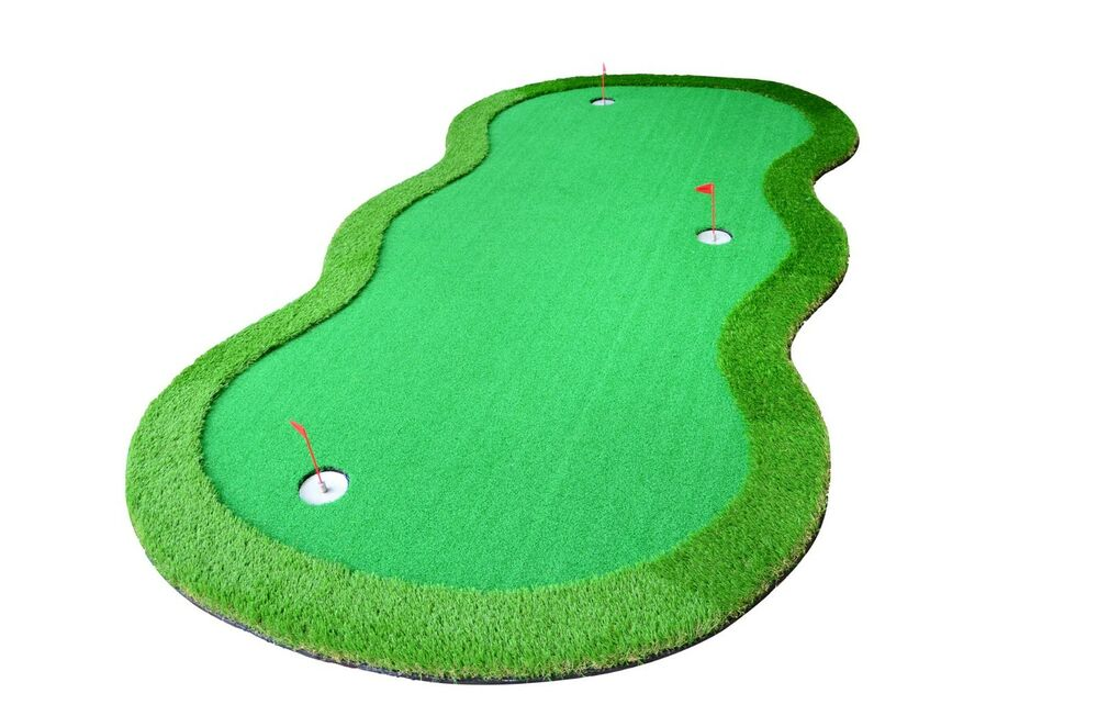 Personal Simulation Golf Putting Green Indoor outdoor ...