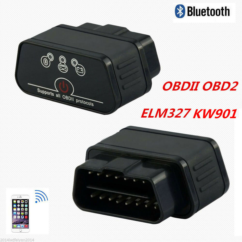 kw903 elm327 wifi obd2 obdii bluetooth car diagnostic scanner tool for android ebay. Black Bedroom Furniture Sets. Home Design Ideas