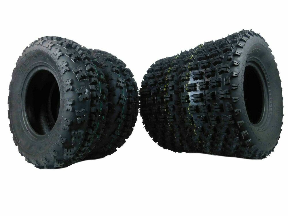Yamaha Blaster Tire Set