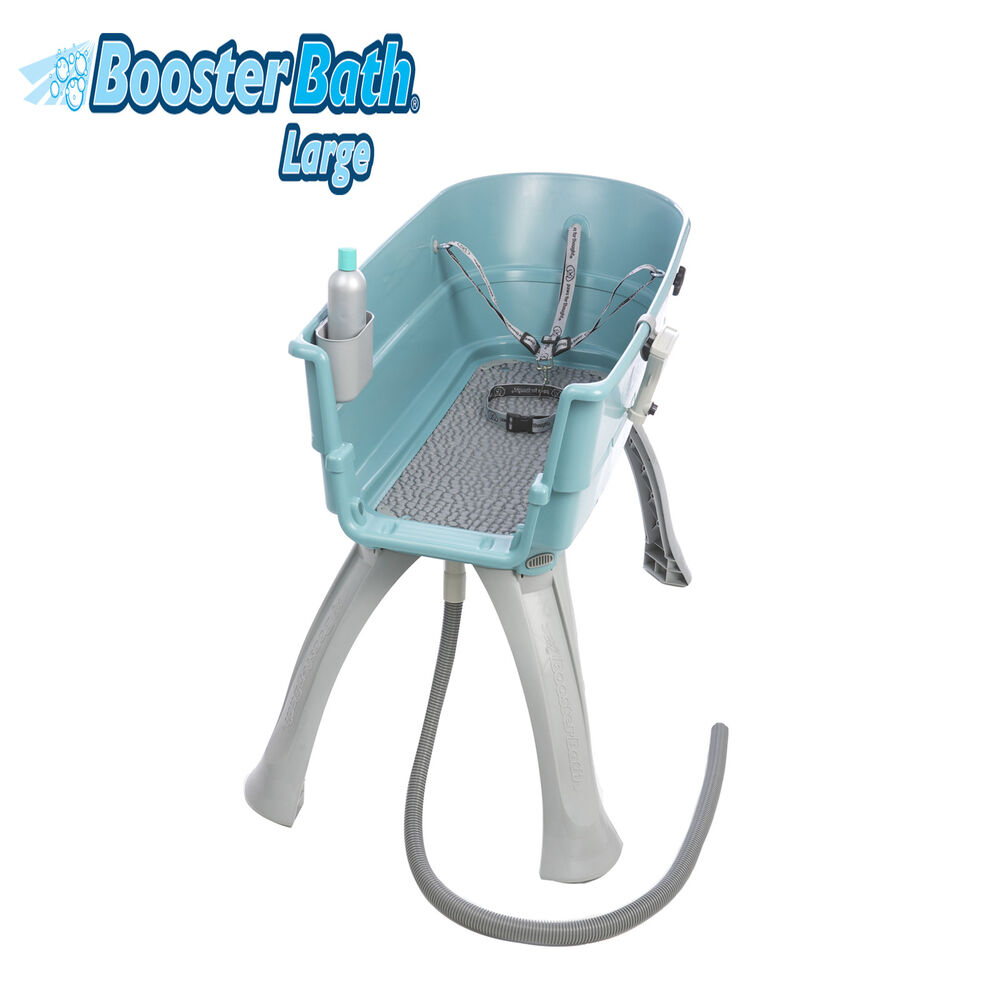 Booster Bath Large Pet Dog Grooming Washing Tub Groomer