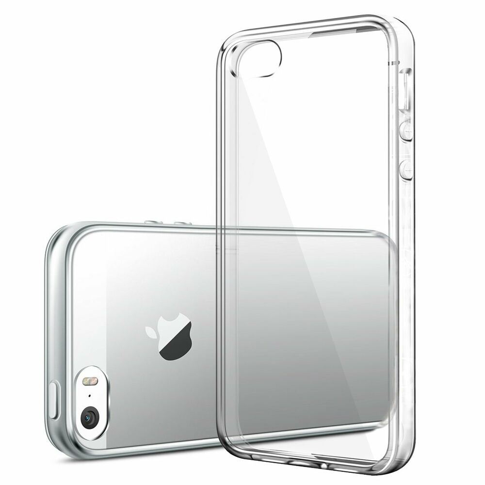 clear case for iphone 5s for iphone se clear rubber shockproof 16810