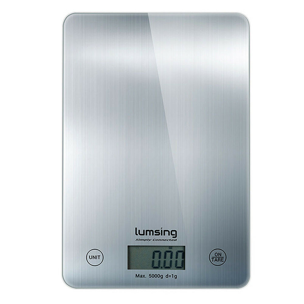 11lb x lcd digital kitchen scale balance 5kg x 1g for 0 1g kitchen scales