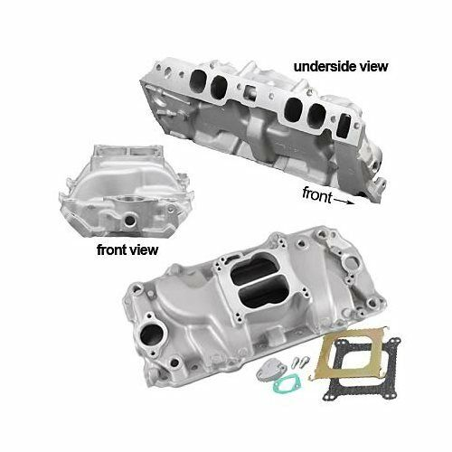 Summit Racing Stage 1 Intake Manifold Chevy BBC 396 427