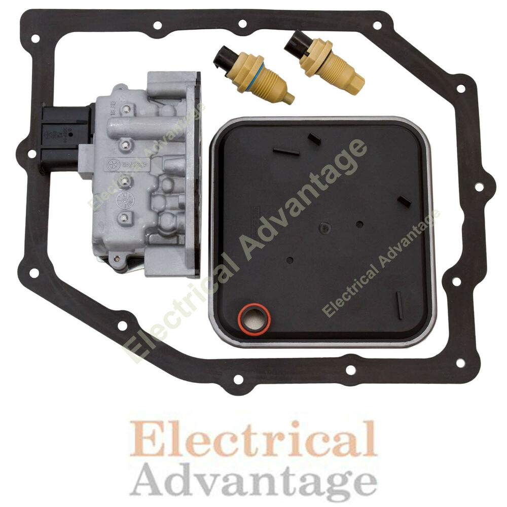 1993 Plymouth Acclaim Transmission: [How To Replace A Shift Solenoid 1993 Plymouth Voyager