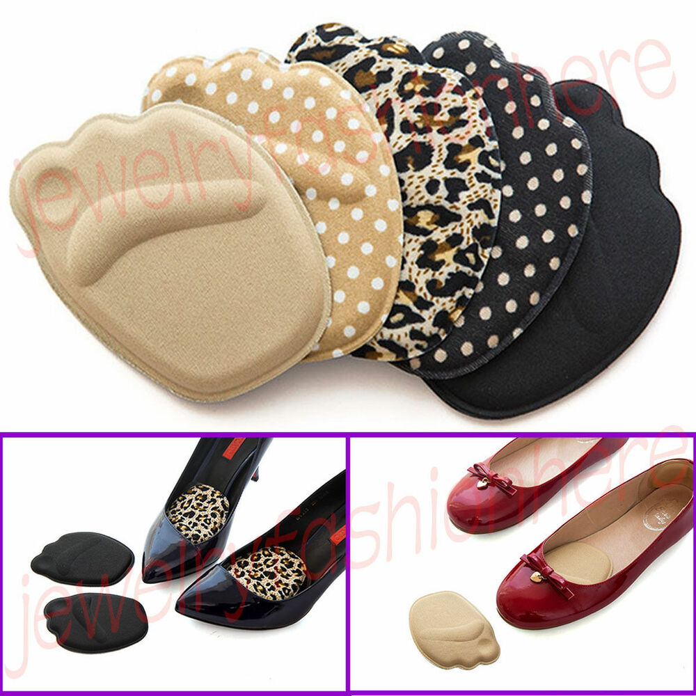 soft sole high heel foot cushions forefoot anti slip