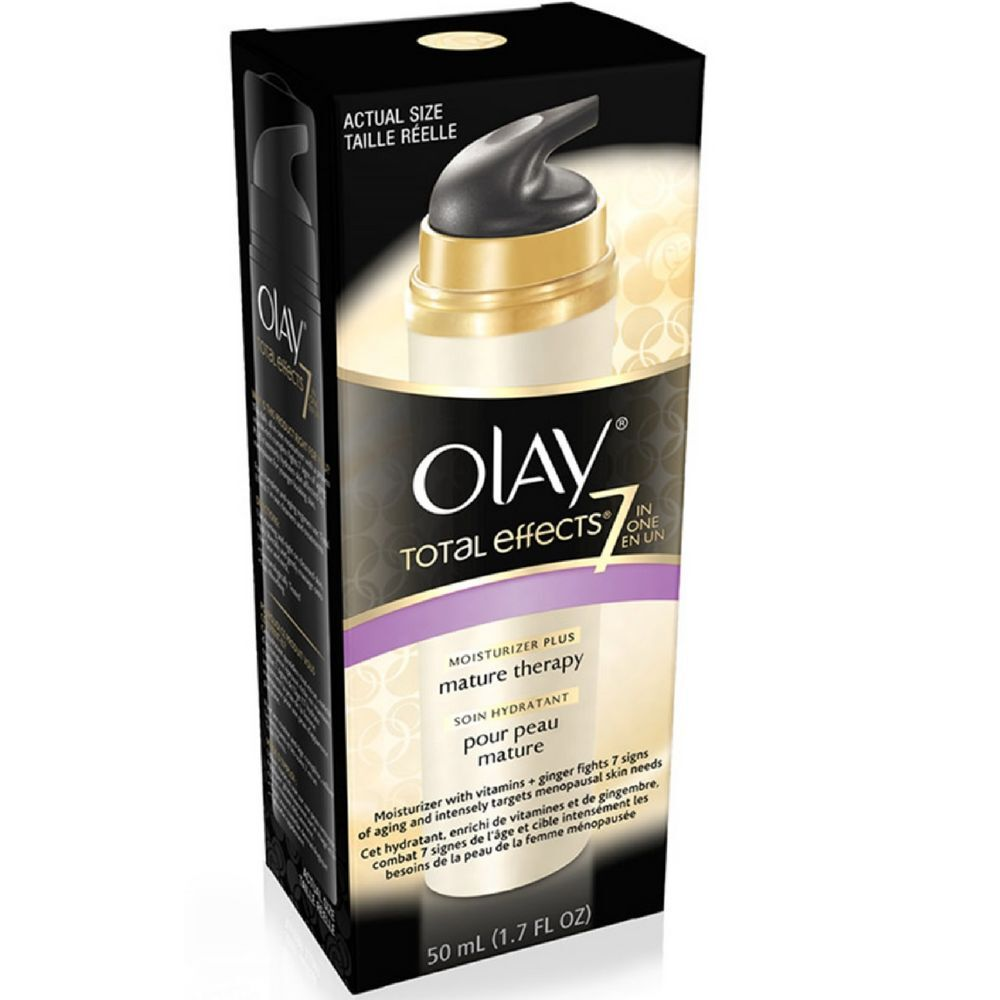 OLAY Total Effects 7 In 1 Moisturizer Plus Mature Therapy