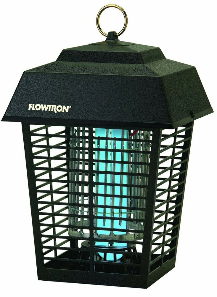 Mosquito Electric Bug Repellent Zapper Outdoor Yard Patio
