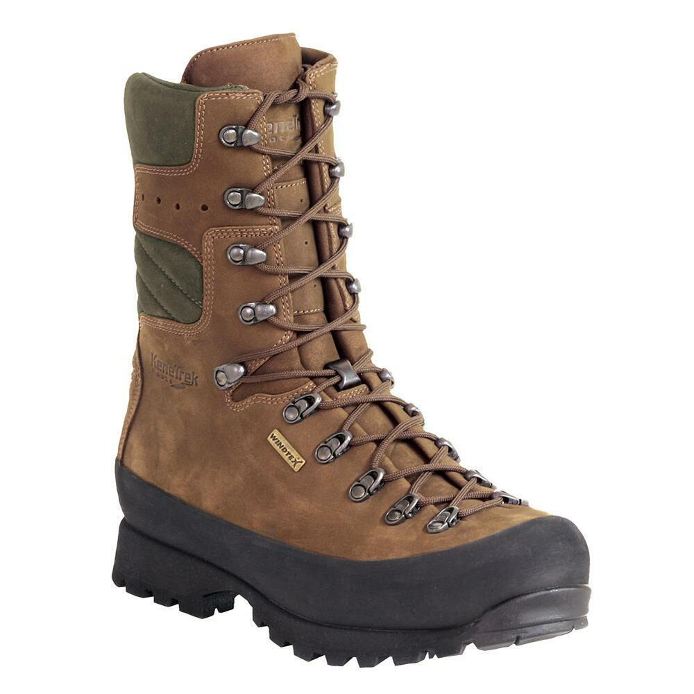 New Kenetrek Mountain Extreme 400 Ke 420 400 Brown Narrow