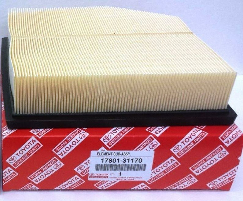 Lexus oem factory engine air filter 2014 2016 is250 is350 for Lexus is250 cabin air filter
