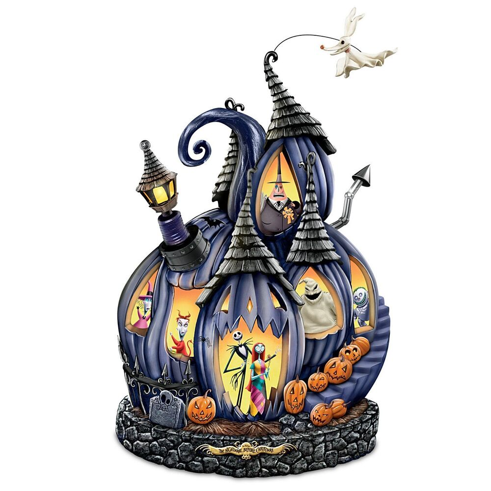 Nightmare Before Christmas Gifts Uk: Bradford Exchange Nightmare Before Christmas Masterpiece