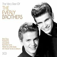 THE VERY BEST OF THE EVERLY BROTHERS - 2010 METRO REMASTERED 2xCD SLIPCASE 40tks