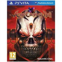 Army Corps of Hell (Sony PlayStation Vita, 2012) brand new SEALED