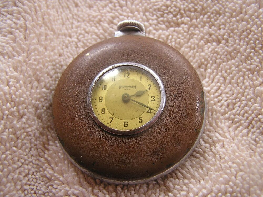 Answer matchless... Vintage antique pocket watch