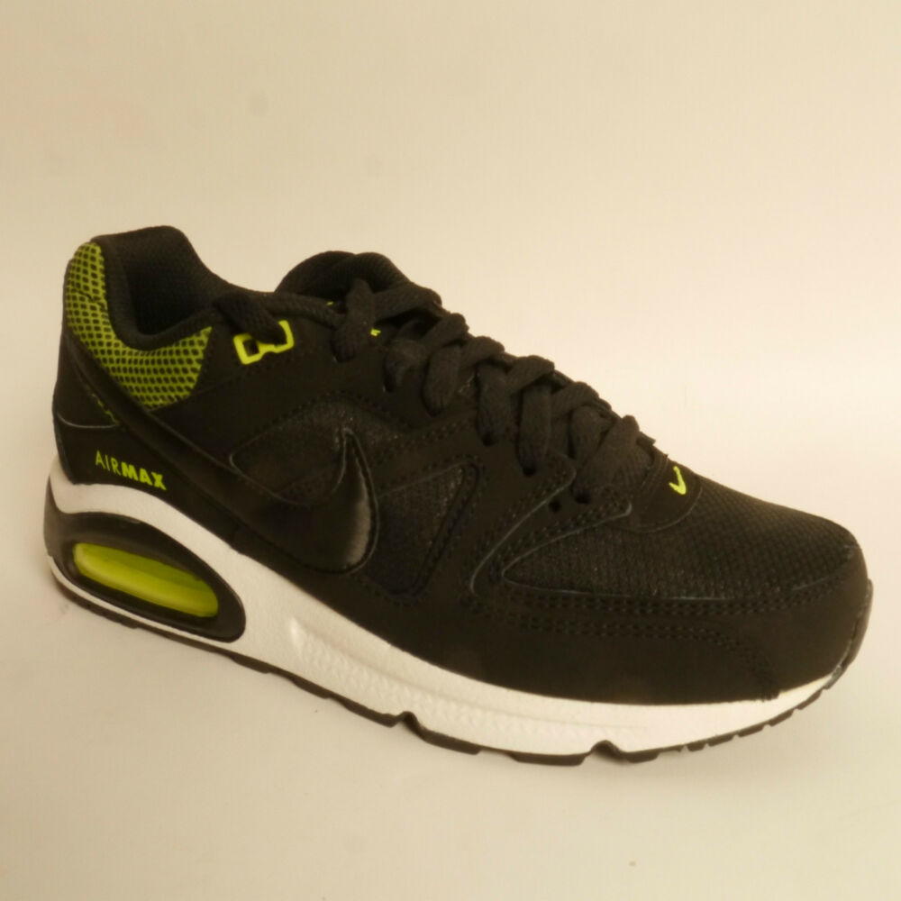 buy popular 67c6e 4265f Details about Womens Nike Air Max Command Trainers Black 397690 097 Size 5  UK Eur 38.5 New £63