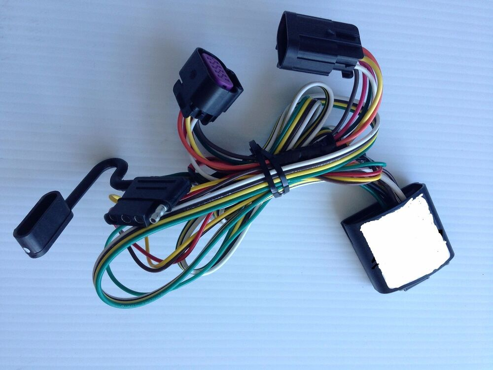 Indian Motorcycle Trailer Wiring Harness