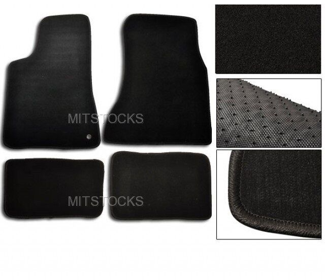 2010 CHRYSLER 300 / 300C BLACK NYLON CARPET