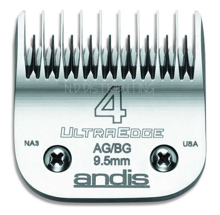 Andis Ultraedge 4 Skip Tooth Clipper Blade Detachable