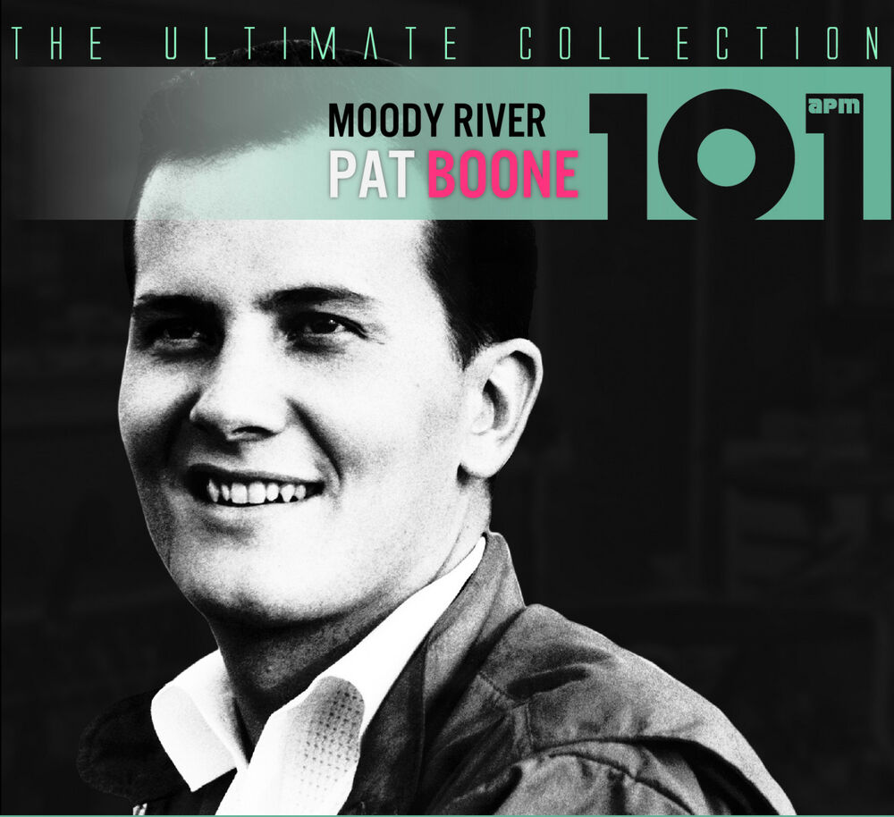 Pat boone moody river the ultimate collection 4cd box set ebay
