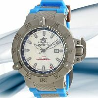 Invicta 1590 Subaqua Noma III Edition SWISS MADE Men's GMT Diver Watch NEW $1895