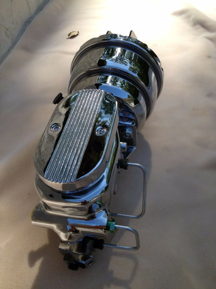 S L on Ford F 150 Brake Booster