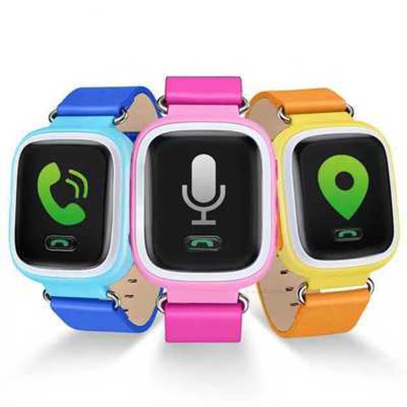 q60 smartwatch kinder handy uhr gps tracker sos alarm. Black Bedroom Furniture Sets. Home Design Ideas