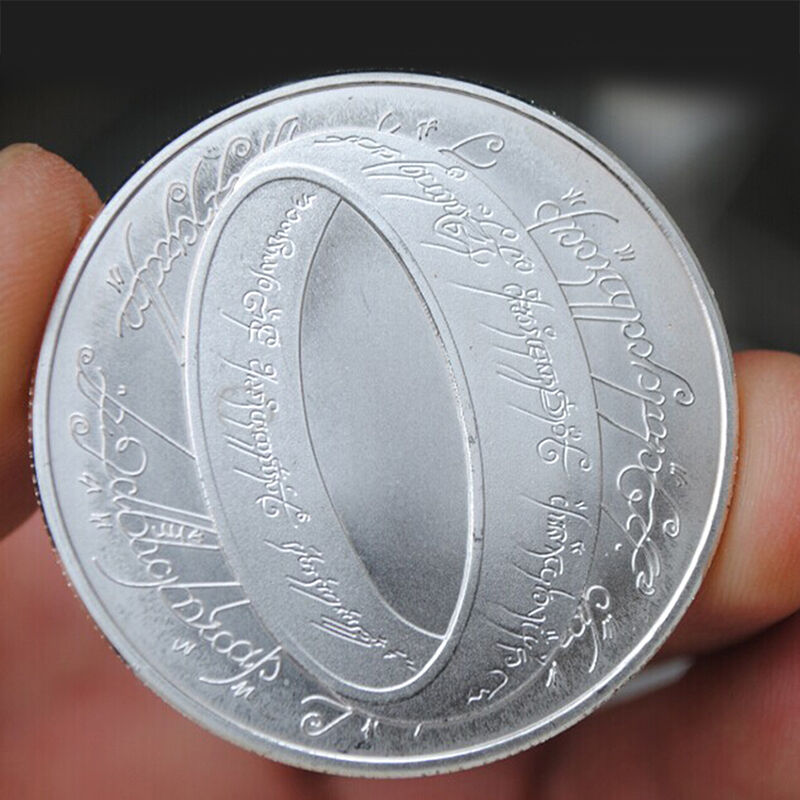 Lord Of The Rings Coin Collection