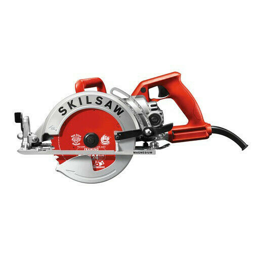 Skil SPT77WMRT 7-1/4 in. Magnesium Worm Drive Circular Saw Reconditioned