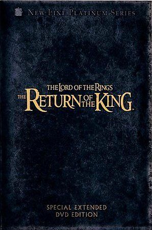 the lord of the rings return of the king special extended
